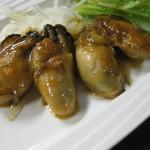 ロビンフッド - 牡蠣のバター焼き