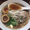 自家製麺中華そば 今里 - 料理写真:元祖(600円)、煮玉子(150円)