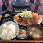 しみず食堂 - 料理写真: