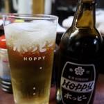 米山 - ホッピー(白) 490円