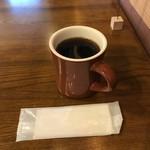 トレモロ - ドリンク写真:ブレンドコーヒー(ブラック)