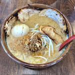 麺場 田所商店 - 北海道味噌炙りチャーシュー