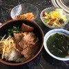 炭火焼肉おおとり - 料理写真:焼肉丼(ランチ)