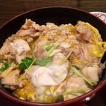 五鐵 夢境庵 - 奥久慈軍鶏肉がたっぷりです