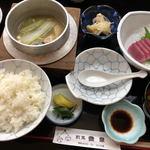 豊泉 - 料理写真:日替り定食(850円)