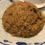 サバ6製麺所 - 【再訪】半やきめし