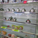 セブン-イレブン - 料理写真:お握り売場