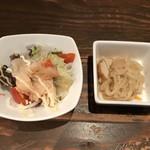エンヤキッチン - 小鉢