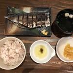 エンヤキッチン - 〆サバご飯