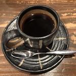 エンヤキッチン - コーヒー