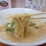 ラーメン笑店 - 麺リフト