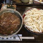 神明庵 甚五郎 - 料理写真:肉汁