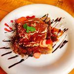 サンデービーチ - 料理写真:フレンチトースト ティラミス風