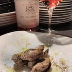 Pinot - 鶏レバーと砂肝のコンフィ