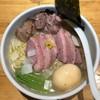 chuukasobamanchi-ken - 料理写真:特製鴨中華そば(塩)(大盛)