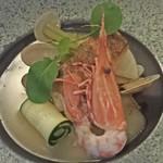 Denkibiruresutoran - 前菜