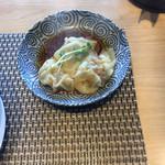 麵処清水 - ワンタン