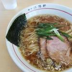 100368021 - 定番そば(細麺) 中華そば750円(税込)