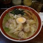 100368081 - 雲吞麺(塩)