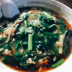 中華料理 香新 - 香新ラーメン