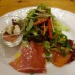 イタリア料理 ボンパスト - (2018/11月)「シェフのおすすめランチ」の前菜