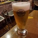 沖縄美食BAR うみんちゅぬ やまんちゅぬ - オリオンビール