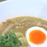 ラー麺 陽はまた昇る - 穂先メンマ