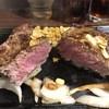 いきなりステーキ - 料理写真:トップリブロースステーキ・・・脂身がほとんどないでしょ!