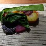 レストラン・カワサキ - 野菜のエチュベ