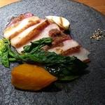 レストラン・カワサキ - 月ノ輪熊
