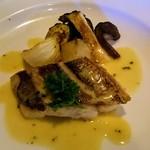 ベネレ - 真鯛のソテー かに味噌ソース