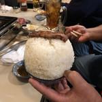 肉食堂イチバン星 - 料理写真: