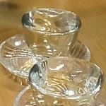やすらぎ - 0.5合グラス