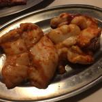 焼肉華蓮 - 料理写真:ホルモン