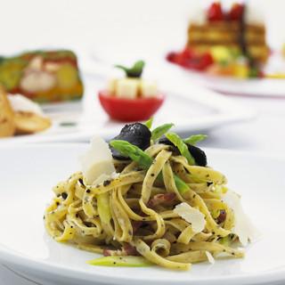 本場イタリアの味をシックな空間でご堪能ください