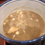 100381178 - 濃厚煮干つけ麺(大)