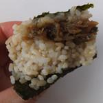 おむすびのGABA - 山椒ちりめん(GABA発芽玄米
