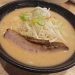 さくら - 「北国の味噌麺」(730円)