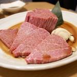 炭焼 金竜山 - ☆シャトーブリアン 時価とヒレ肉