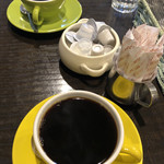 札幌 宮の森珈琲 - ブレンドコーヒー