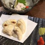 ろく - 鱈の白子焼き