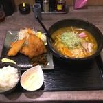100386788 - 魚フライ定食 980円