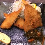 100386790 - 魚フライ定食 980円