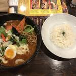 帯広白樺通りスープカレー本舗 - 料理写真: