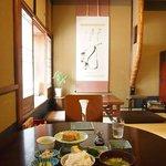 昼行燈 - 納豆定食