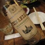 Bistro ひつじや - グルジアのワイン
