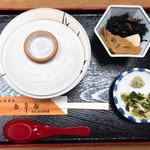 五平田・蔵 - お茶漬け定食