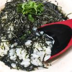 五平田・蔵 - お茶漬け
