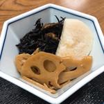 五平田・蔵 - 小鉢