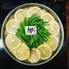 博多もつ鍋 響 - 料理写真:レモンもつ鍋